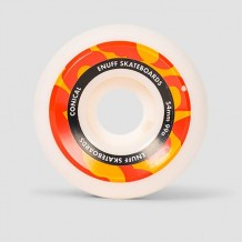 Roues Enuff Conical 54mm White/Orange