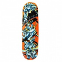 "Deck Elephant The Ride 7.75"" bleu"