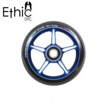 Roue Ethic DTC Calypso 125mm 88A Bleu