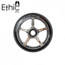 Roue Ethic DTC Calypso 125mm 88A Chrome