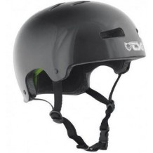 Casque TSG evolution Injected Colors flat black-S/M