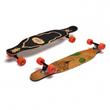 Longboard Loaded Fat tail 38