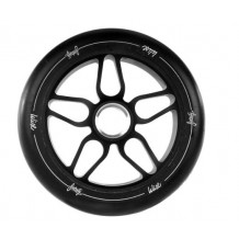 Roue Wise Fiversity 125mm noir
