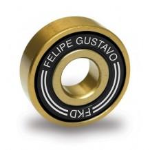 Roulements FKD Pro Bearings Gold Felipe Gustavo Gold/Black