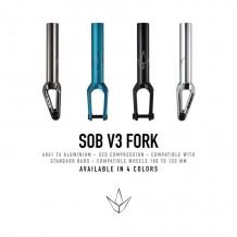 Fourche Blunt SOB V3 gamme