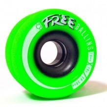 Roues Free Wheels Ballins 70mm