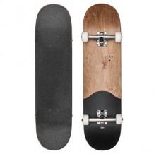 "Skate Globe G1 Argo Boxed - Dark Maple/Black 8.25"""