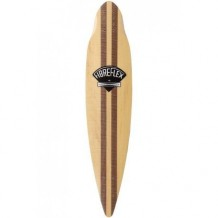 "Deck Gordon and Smith Fibreflex 38"" Pintail Wood/DarkWood"