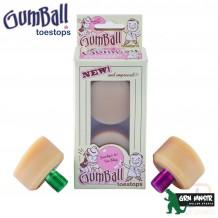 Tampons de freins Gumball court colorés