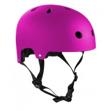 Casque SFR Essential rose mat