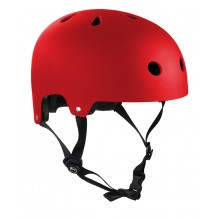 Casque SFR Essential rouge mat