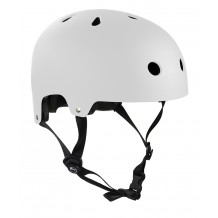 Casque SFR Essential blanc mat