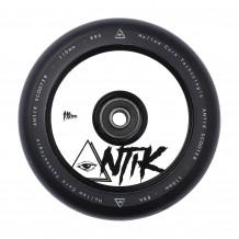 Roue Antik Hollow Core 110mm White/Black