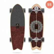 "Surfskate Huntington Beach 30"" Power Surfing Series"