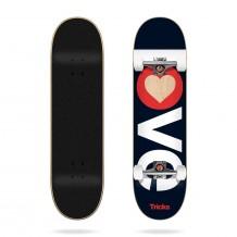 "Skate Tricks Love 7.25"""