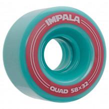 Roues Impala Aqua 58mm 82a