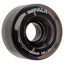 Roues Impala Black 58mm 82a