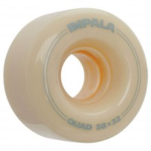 Roues Impala Pastel Yellow 58mm 82a