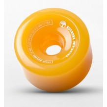 Roues Arbor Outlook 70 mm 78 A jaune