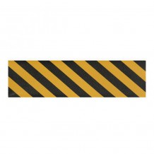 Jessup Griptape Black/Yellow Stripe