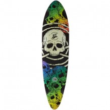 "Deck Jet KingPin 36"" Color Skulls"