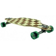 Longboard Koastal Skillet 9.75'' Brown/White/Green