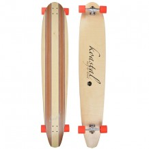 "Longboard Koastal The Drifter 60"" Wood Clear"