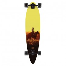"Longboard Landyachtz Totem Sunset Kid 41"""