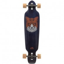 Longboard Landyachtz battle axe Fox 38""