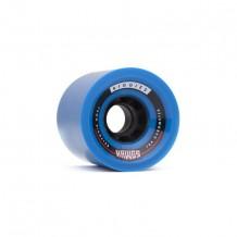 Roues Hawgs Biggies 70mm 78a Bleu