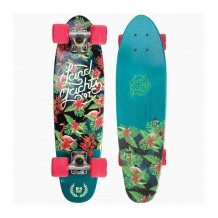 Cruiser Landyachtz Dinghy Floral Green 26""