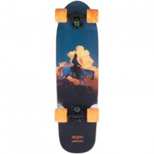 Cruiser Landyachtz Dinghy Burning Sky 28.5""