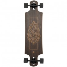 Longboard Landyachtz Drop Hammer Brown Oak 36,5""
