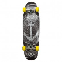 "Cruiser Landyachtz Ripple Ridge Anchor 33.75"" Grey/Yellow"
