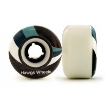Roues Hawgs Street 57mm 99a White