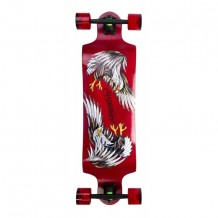 "Longboard Landyachtz Switch 35"" Eagle Rouge"