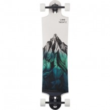 Longboard Landyachtz Switchblade Mountain Blue Fade 40""