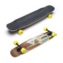 Longboard Loaded Basalt Tesseract