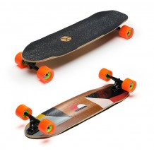 Longboard Loaded truncated 33""