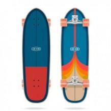 "Surfskate Long Island Ash 34"""