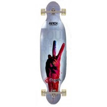 Longboard original apex 34 double concave freeride