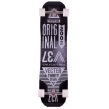 Longboard Original vecter 37 establishedLongboard Original vecter 37 established
