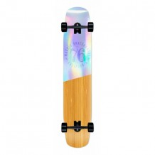 Longboard Madrid Flash Holo Foil Logo 46""