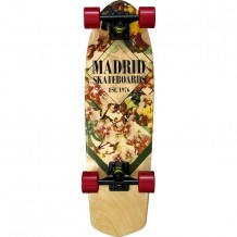 Cruiser Madrid Picket Orchid Mini 28""