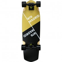 Cruiser Madrid Picket Slant Gold 28""
