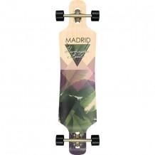 "Longboard Madrid Spade I4 Canopy DT 39"""