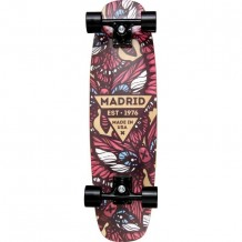 "Cruiser Madrid Squirt 29"" Flutter Complete"