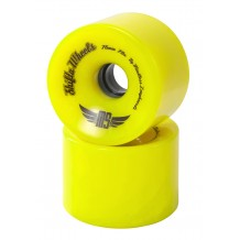 Roues Mindless Shifta 76mm 83A jaune
