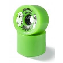 Roues Mindless Nimballs 71mm 80A vert