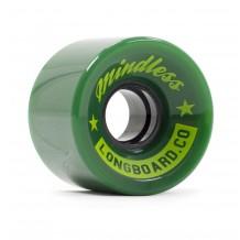 Roues Mindless Cruiser 60mm 83A vert